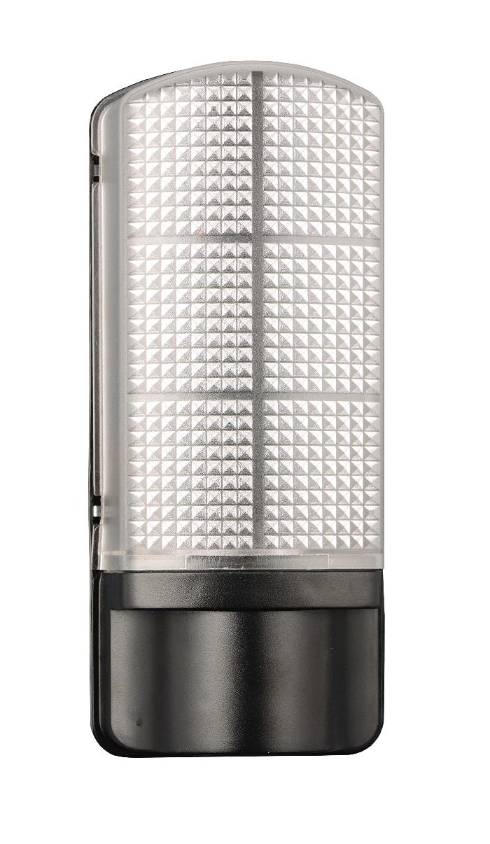 7W LED Rectangle Bulkhead