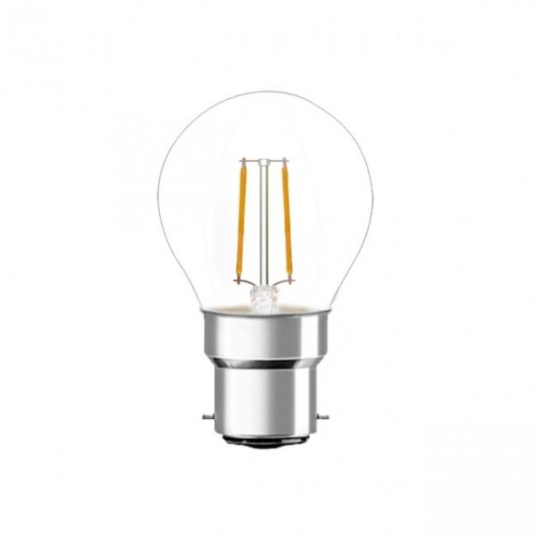 Golf Ball Filament Lamp
