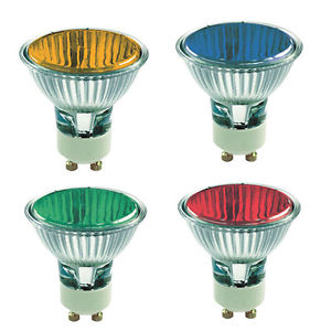 LED Coloured Lamps