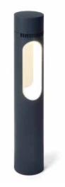 9w LED 600mm Bollard