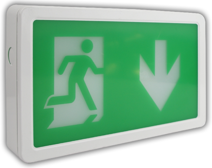 Emergency Exit Box