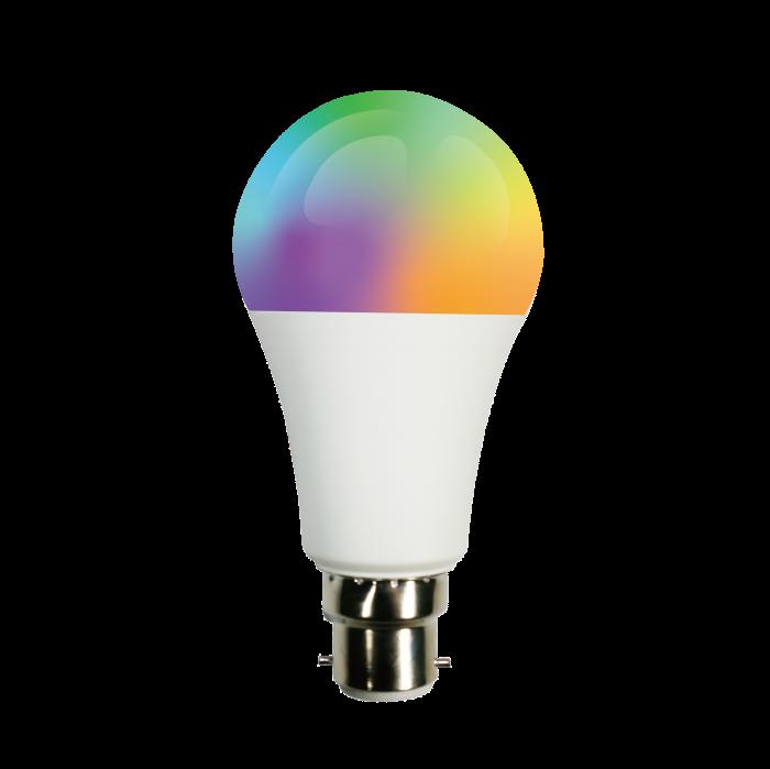 10W Smart Wifi GLS B22 Lamp