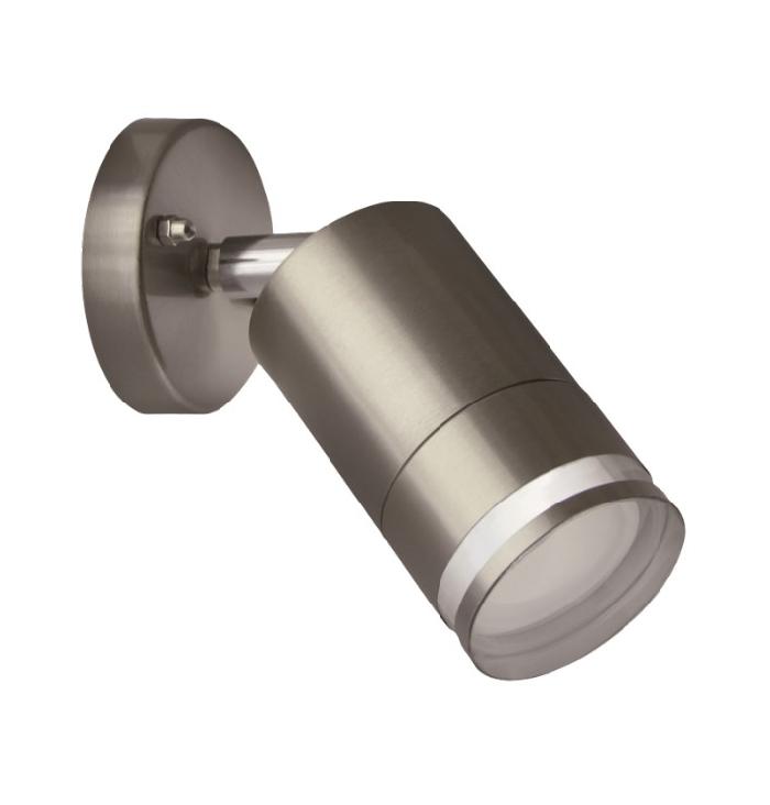 Taras Adjustable gu10 wall Light