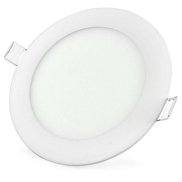 3W Ultra-Thin Round LED Panel CCT